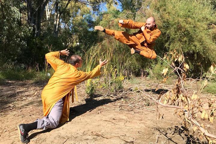 Internationales Shaolin Treffen