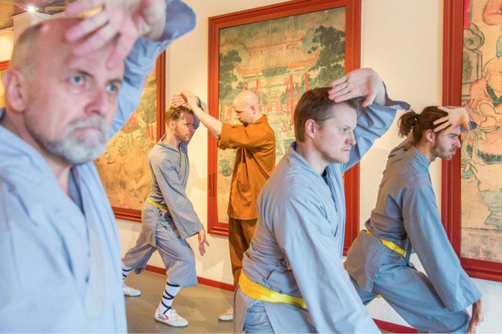 Shaolin Kung Fu - Intensivwoche