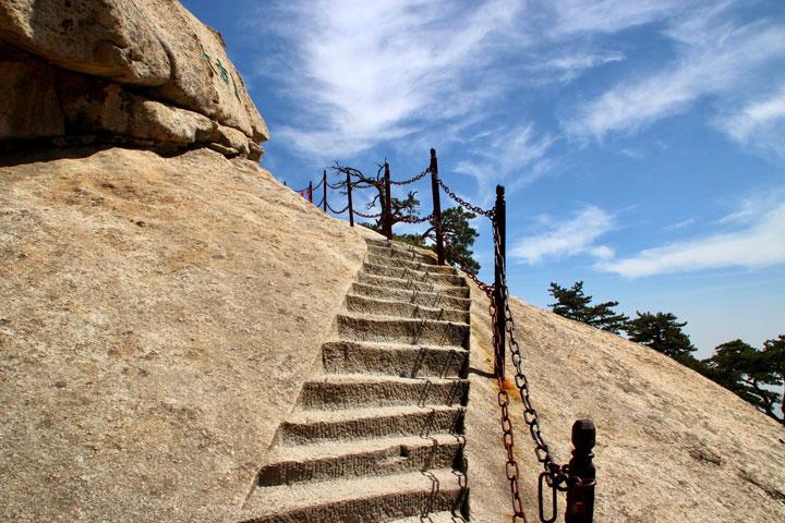 Shaolin-Chan-Tempel—HuaShan-5