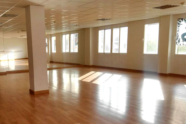 Shaolin Bai Long Schule - Räumlichkeiten