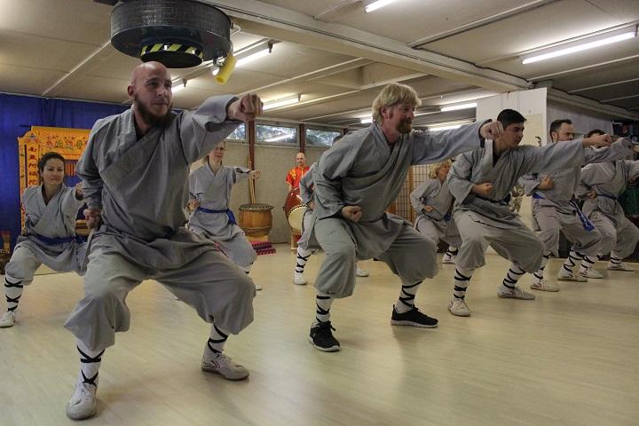 Kung Fu Training