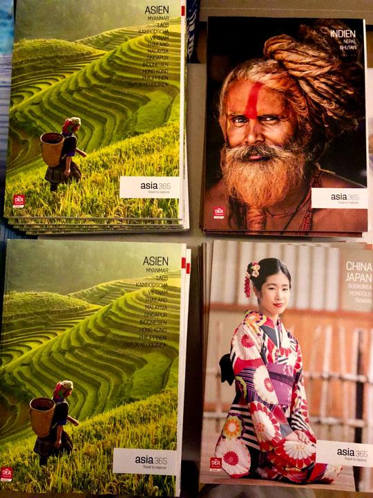 Kuoni Reisen Asien