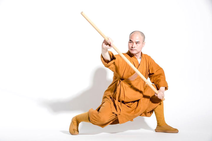 Shi Yan Zhi - Seminar mit Shaolin Mönch