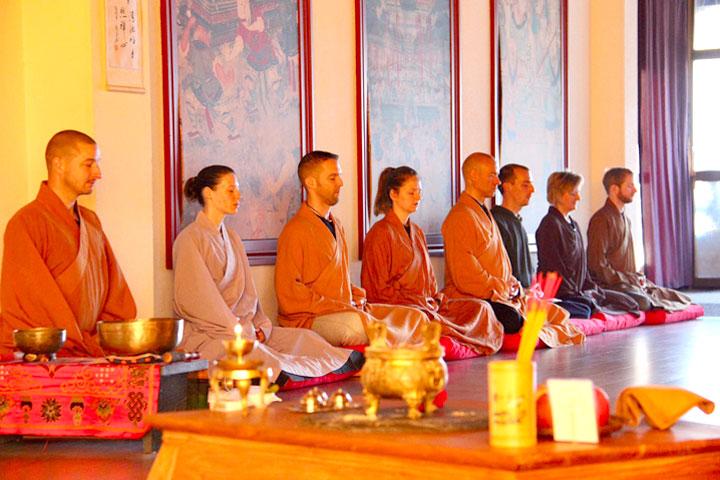 Vollmond Meditation