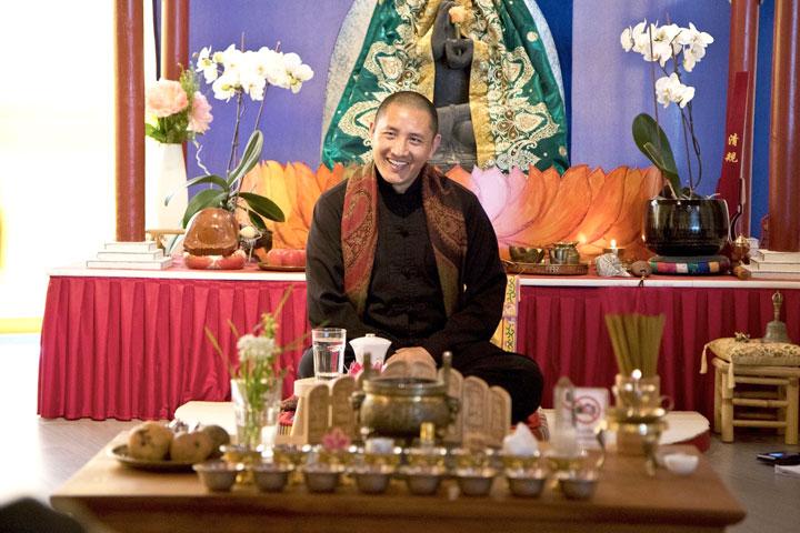 Tulku Lobsang Rinpoche - Herz Sutra