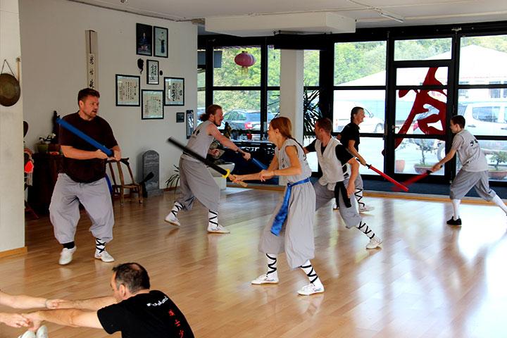 Shaolin Einführungsweekend