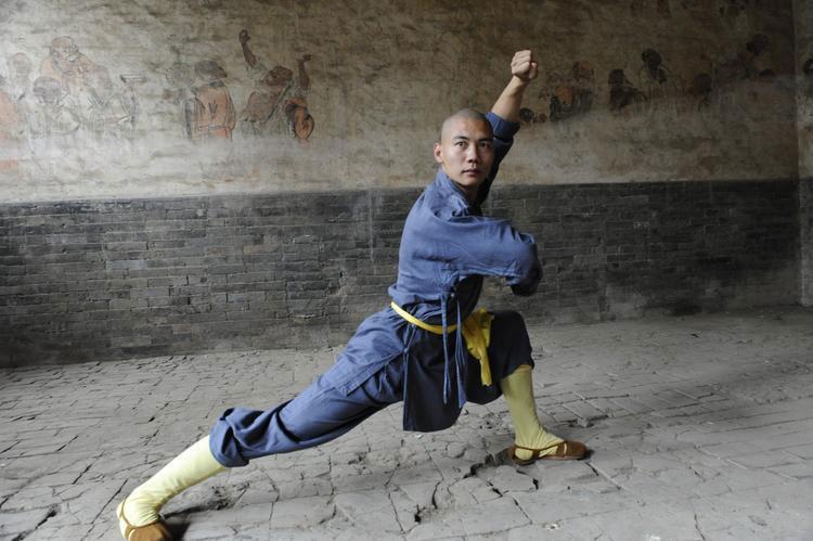 Seminar mit Shaolin Mönch Shi Yan Ti (Spendenbasis)