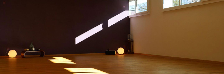 Kung Fu / Yoga / Pilates / Meditation Raum Sarnen Obwalden