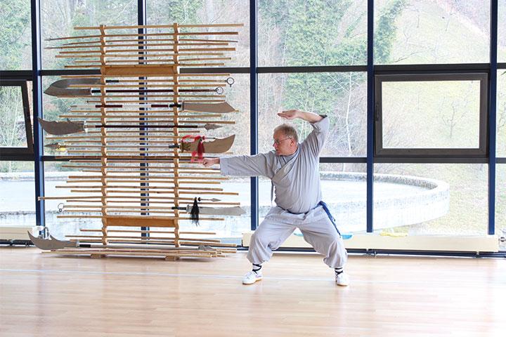 Kung Fu Schüler