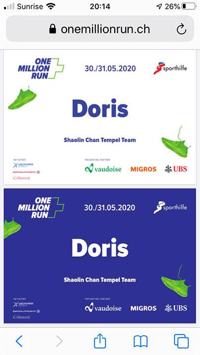 Startplatz Doris