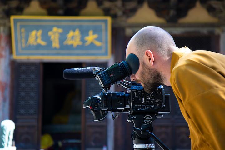 Shaolin Kung Fu Dokumentarfilm Shi Xing Long / Roger Stutz_3
