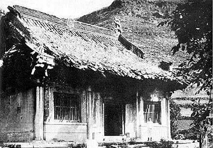 Alte Bilder aus Shaolin Kloster vor 1928
